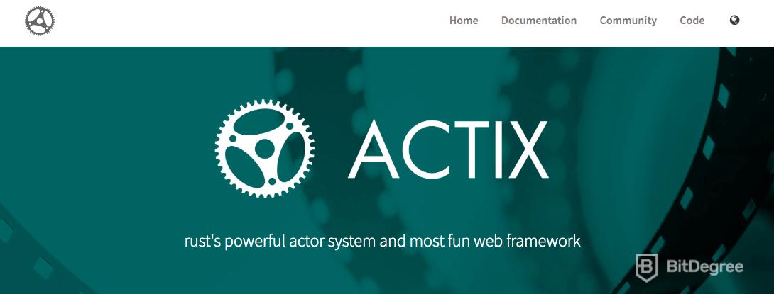 Rust vs C++: Actix framework